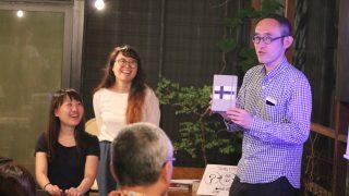 新講義の公開プレゼン「First Wednesday レクプラナイト」レポート(7月5日開催)
