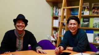 清水宏さんと打合せ「スタンダップコメディ学」