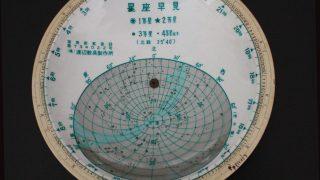 星空の皿〜星座盤〜
