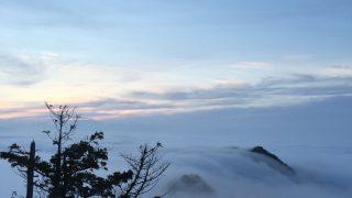 自然崇拝を色濃く残す山岳信仰の聖地・玉置の山