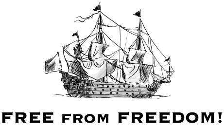 free from freedom