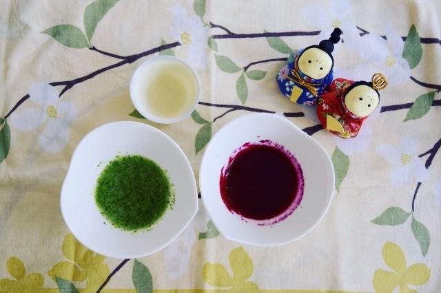 ひな祭りメニュー。こういう季節の行事があったり、食材で季節を感じることができるのは本当に日本の良いところだなと思います。
