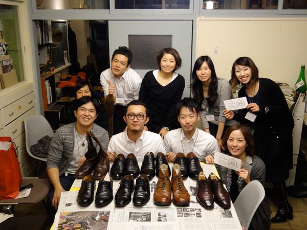 20年履ける靴に育てる −第2期