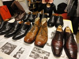 20年履ける靴に育てる