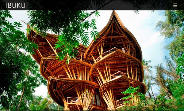 バンブー建築の最前線